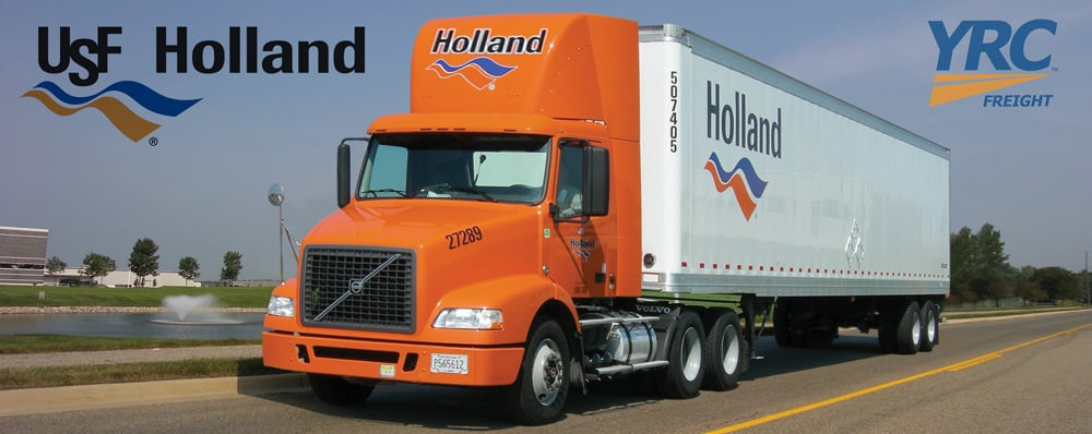 reliable truck service holland - USF Holland Freight Pay Scale