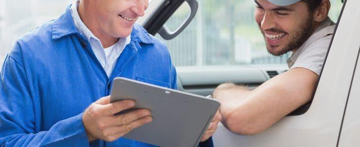 van driver jobs and careers