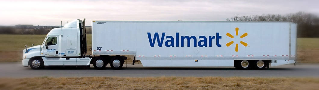 Walmart Trucking Payscale