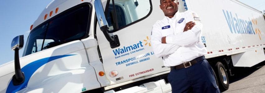 Walmart Trucking Payscale