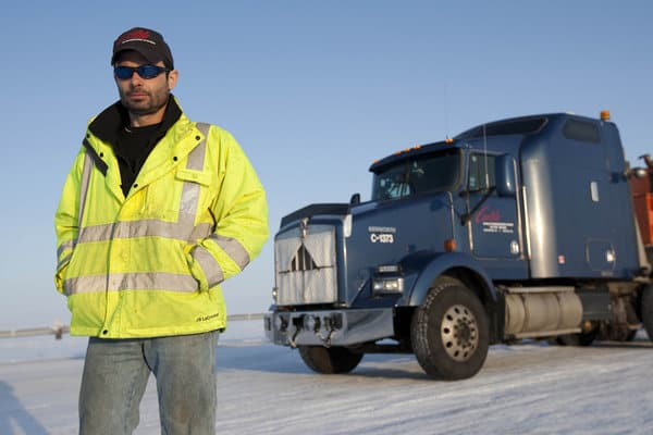 Ice Road Trucker Salary