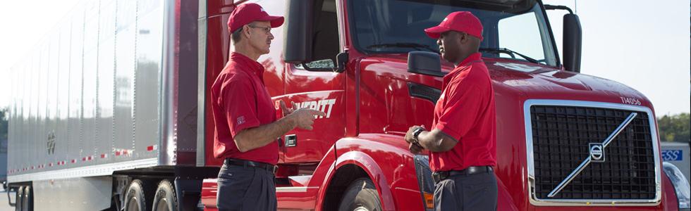 Averitt Trucking