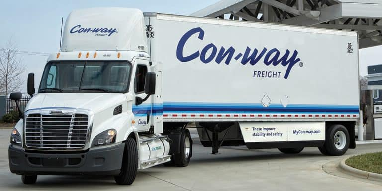 Con-Way Freight Pay