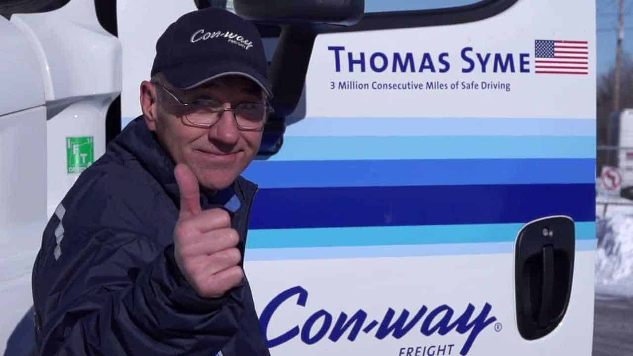 Conway Freight Tracking