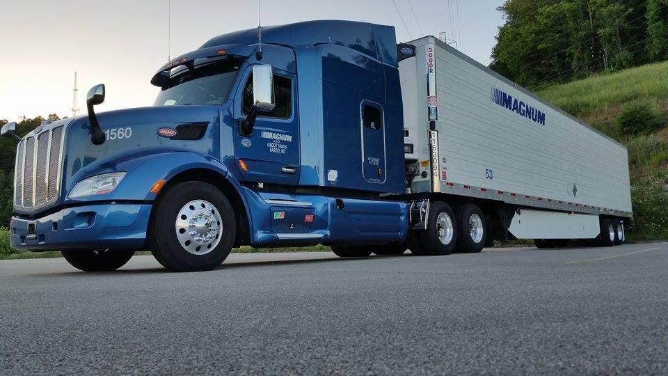 Magnum Trucking careers