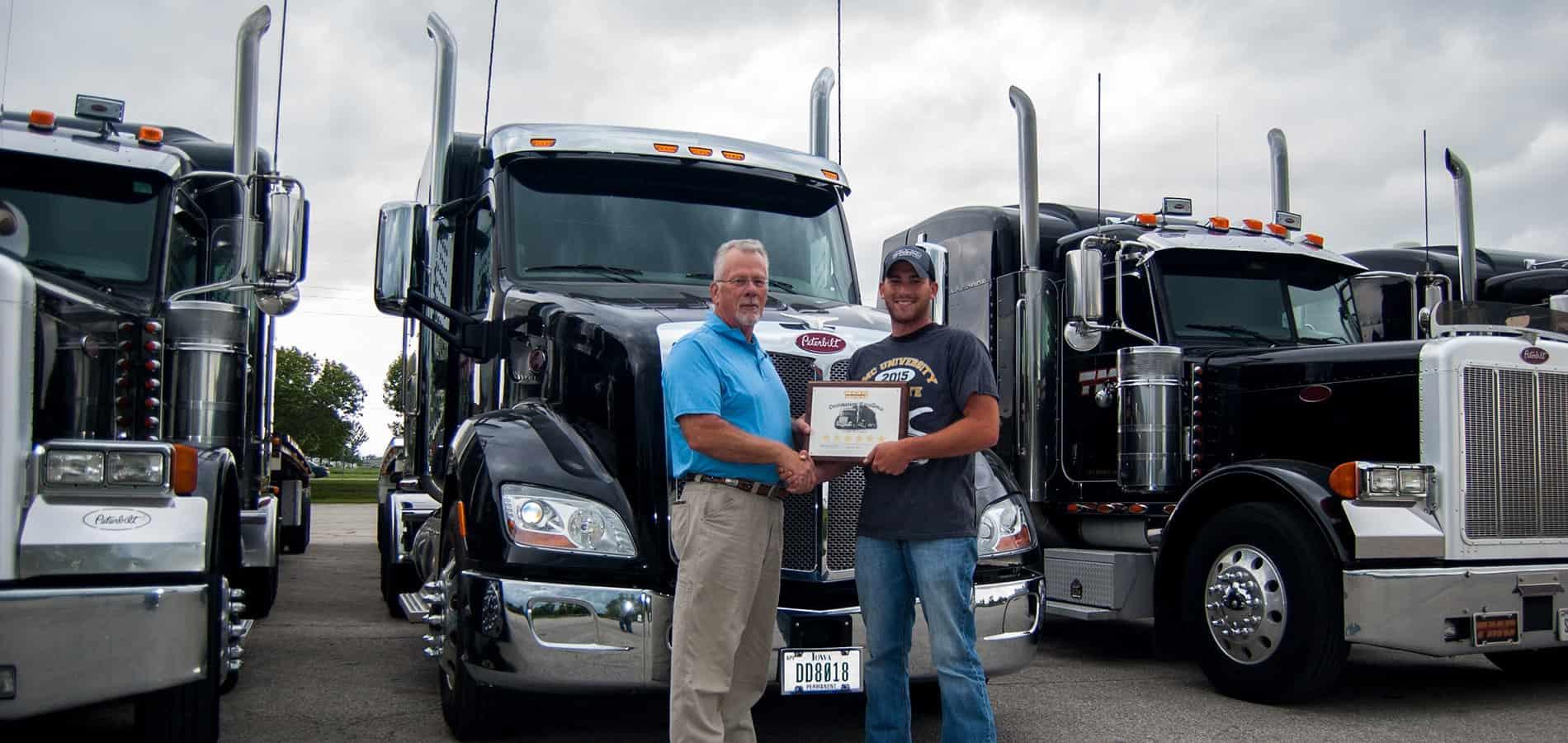 TMC Trucking School