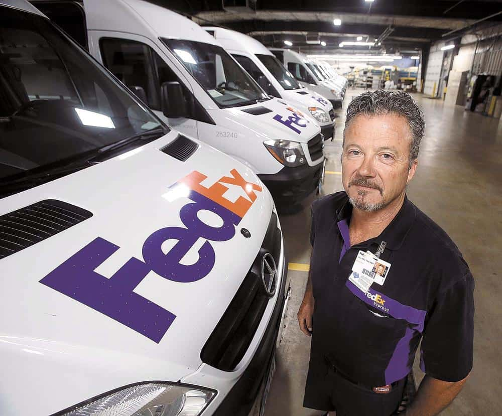 FedEx Delivery Driver Salary