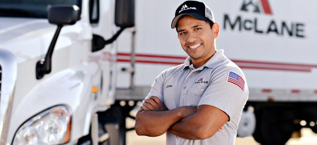 McLane Food Truck Delivery Jobs