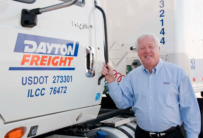 Dayton Freight Benefits