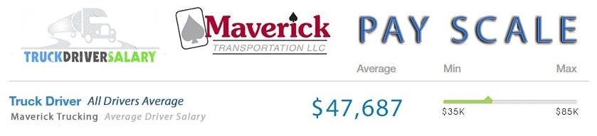 Maverick Trucking Pay