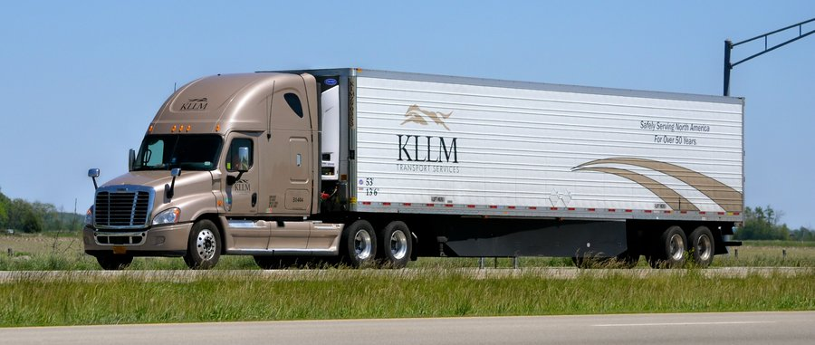 KLLM Trucking Pay