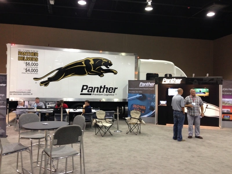 Panther Trucking Pay