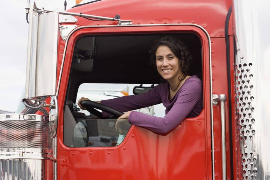 Grants for Truck Driving School