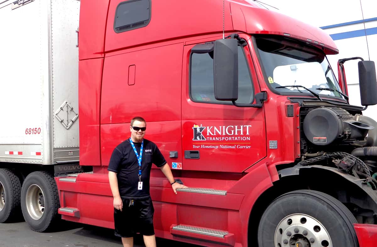Knight Transportation Pay Scale