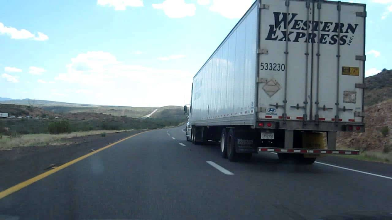 Western Express Inc Dry Van Drivers Pay