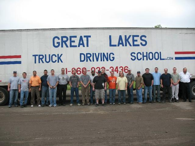 Great Lakes Truck Driving School Review