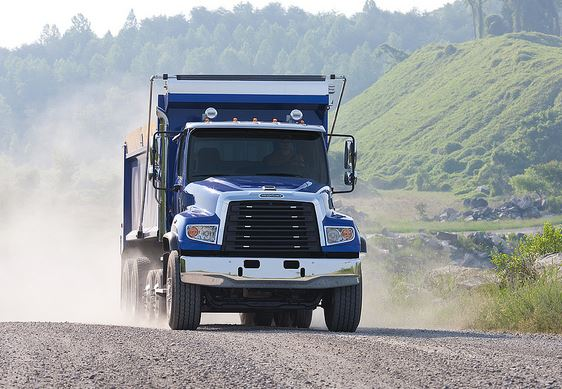 Dump Truck Driver Salary