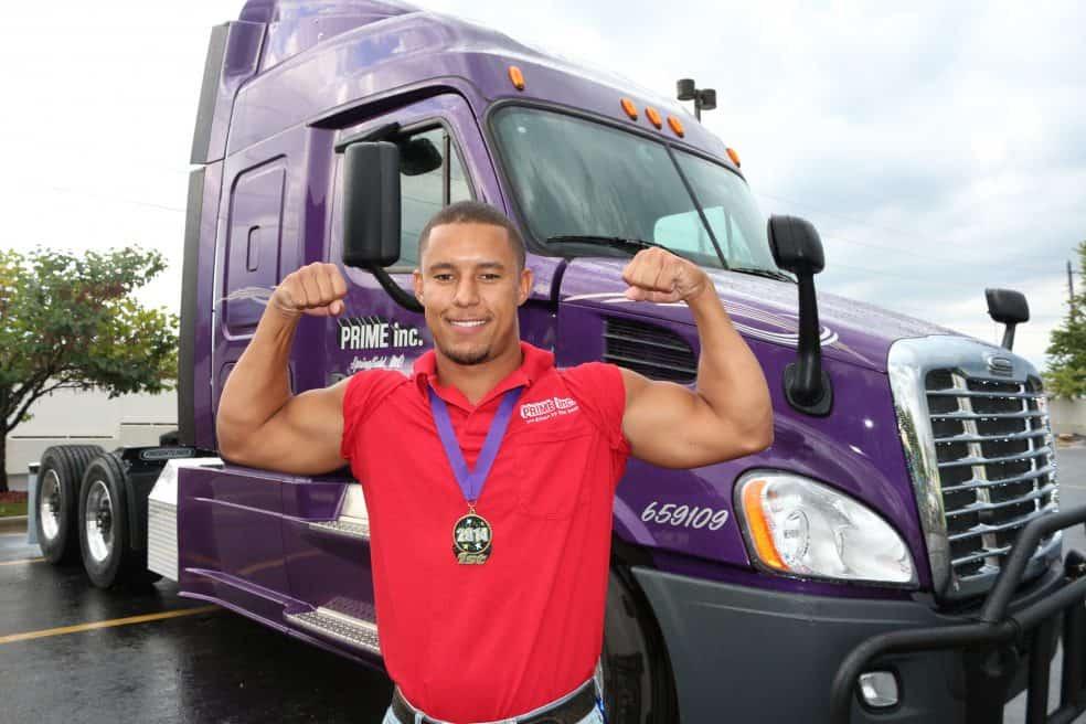 Prime Truck Driving School