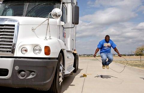 Trucker Excercise & Fitness