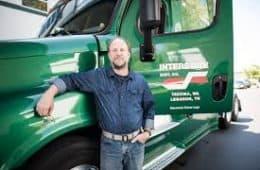 interstate truck driving school