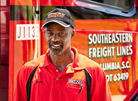 Southeastern Freight Line Trucking