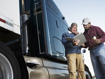 American Trucking Association Codes