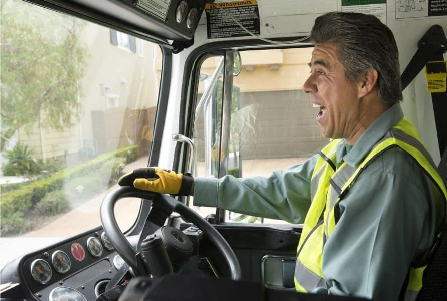 How Much Do Garbage Truck Drivers Make?
