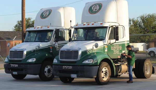 Old Dominion Trucking Payscale