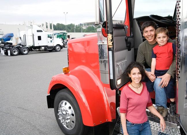 Trucker Sustainability