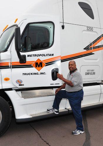 Metropolitan Trucking