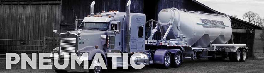 Oakley Trucking pneumatic