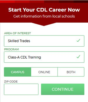 start your cdl career