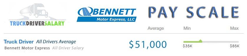 Bennett Motor Express Pay