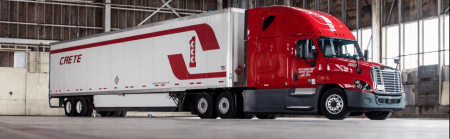 crete trucking