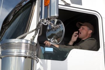 Truck Driver Health Issues