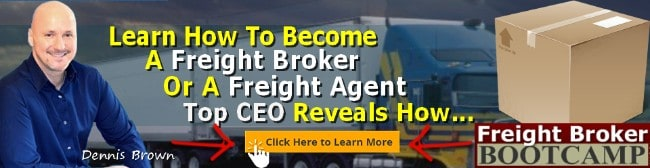 Dennis Brown Freight Broker