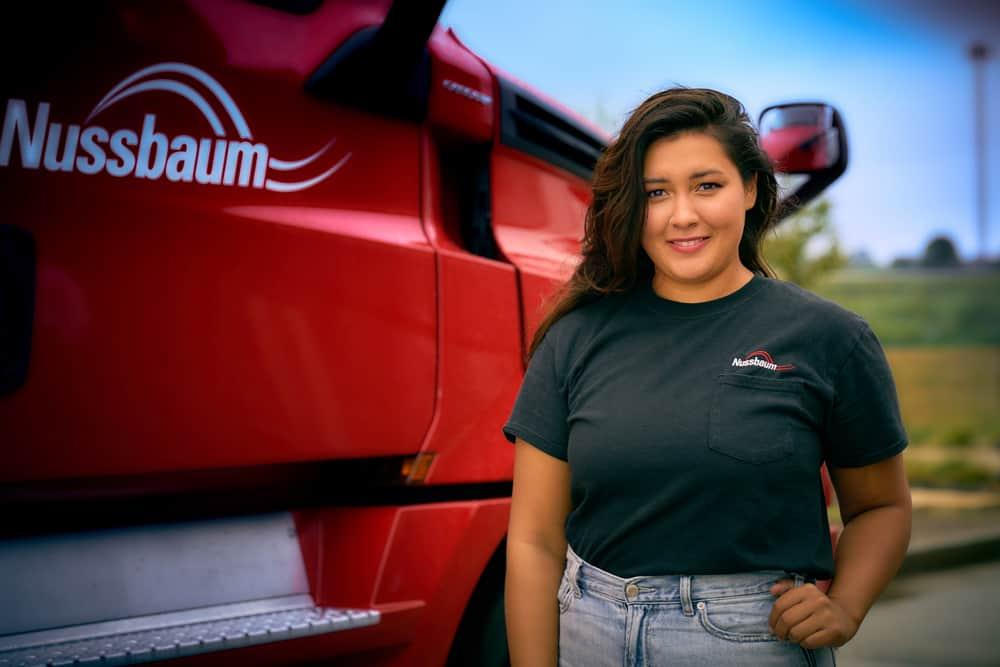 nussbaum trucking company