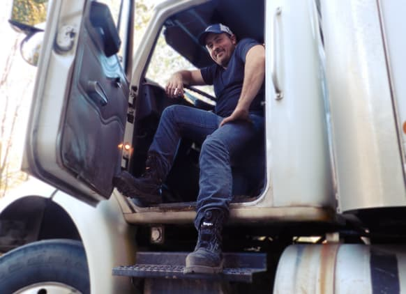 Trucker Boots:  What are the best boots for truck drivers?