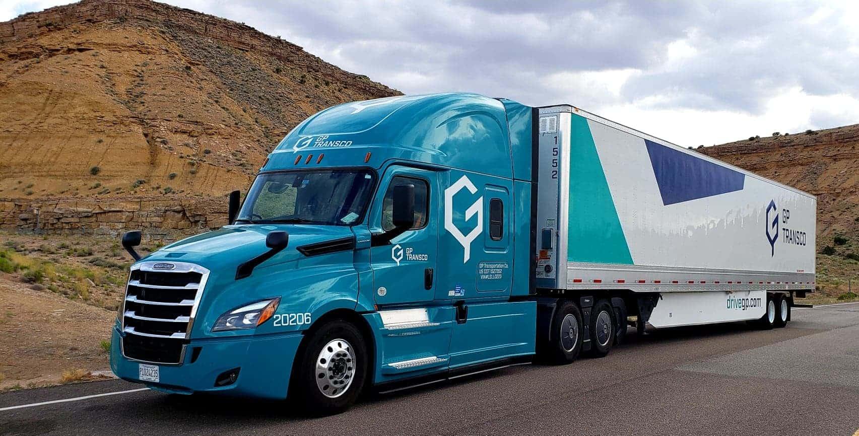 gp trucking