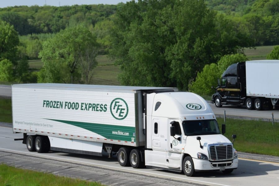 Frozen Food Express