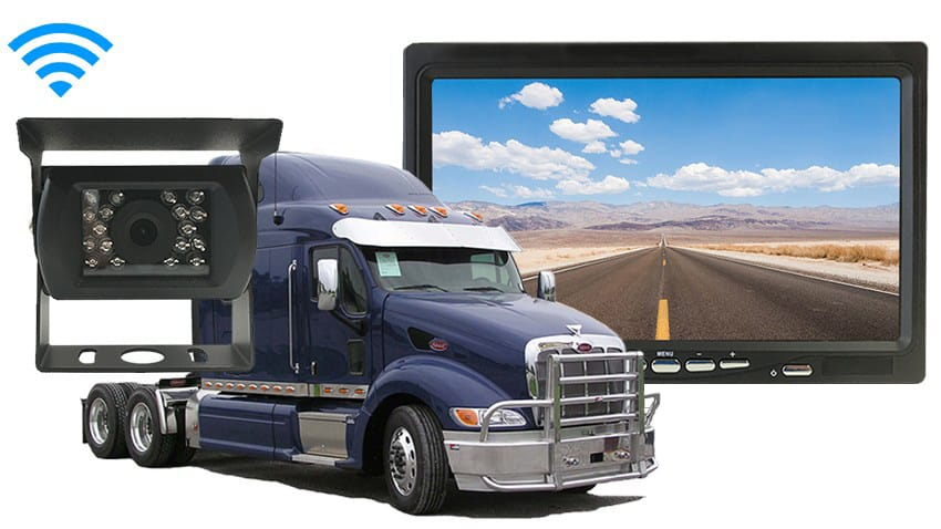 best wireless backup camera system for sale