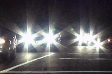 night vision halos