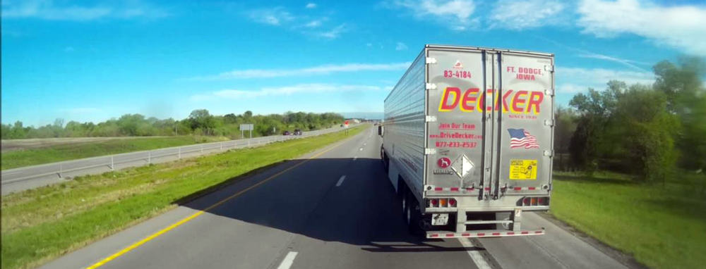 Decker Trucking Jobs