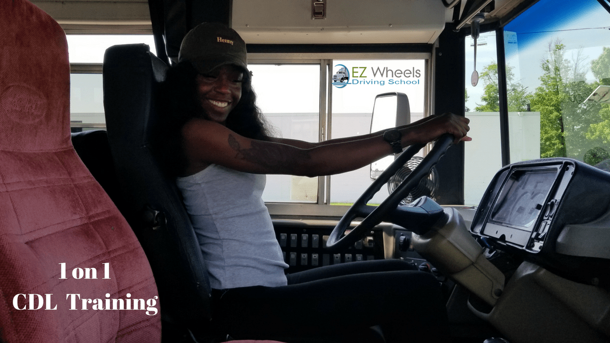 how much does ez wheel cdl training cost?