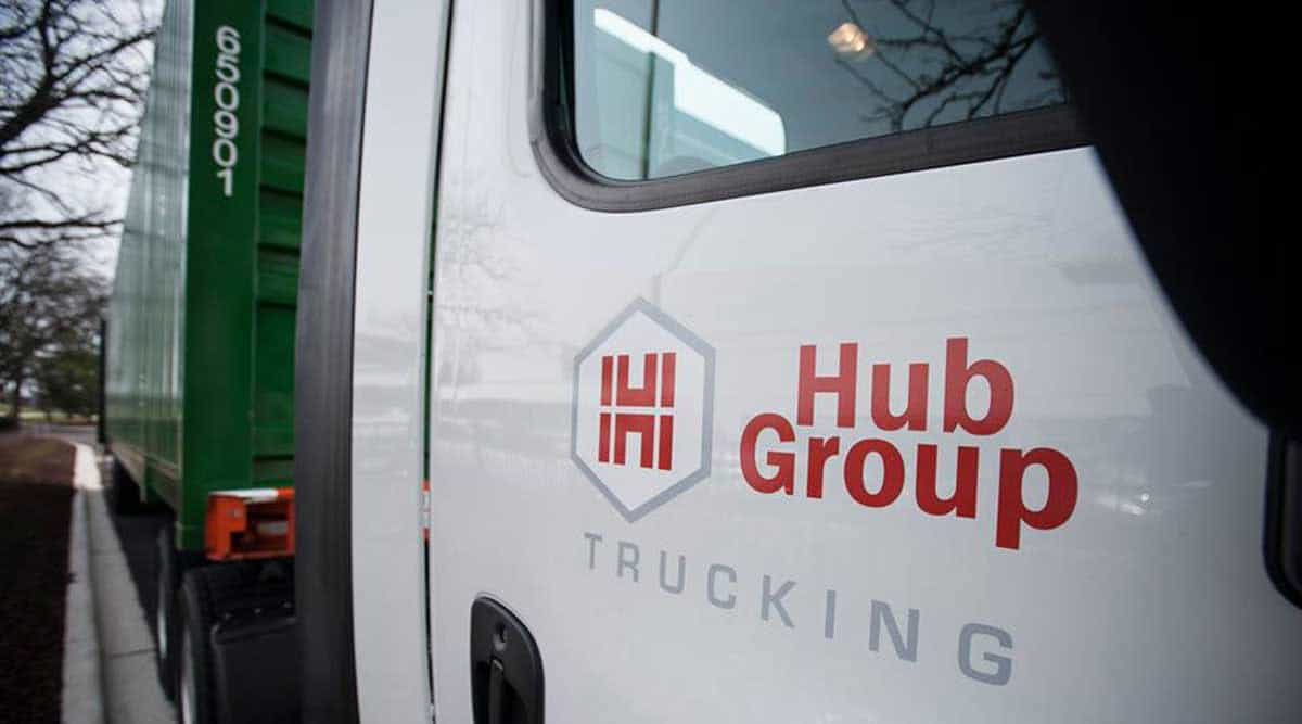 hub group trucking jobs