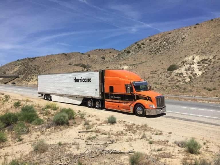 Hurricane Express Trucking Pay