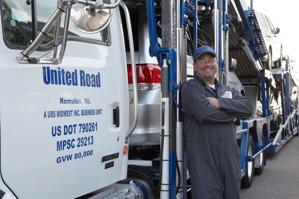 United Roads Auto Transport Services