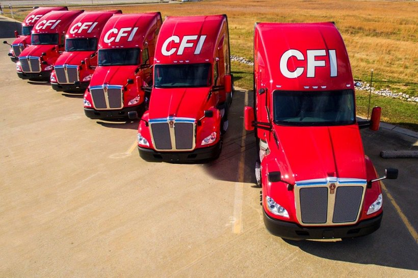 CFI Trucking School