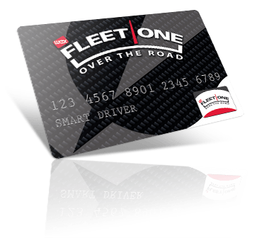 Wex Fleet One Fuel Card