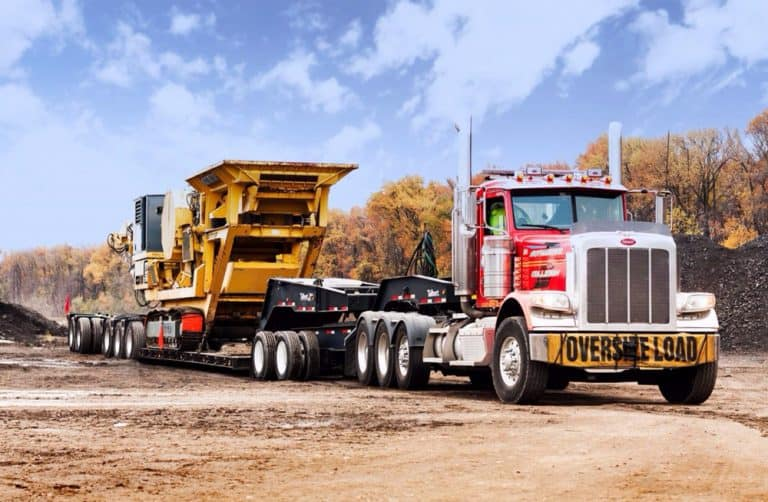 Heavy Haul Trucking Pay